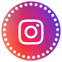camera, click, instagram, media, photography, profile icon