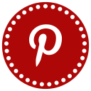 business, connection, media, money, pinterest, social icon