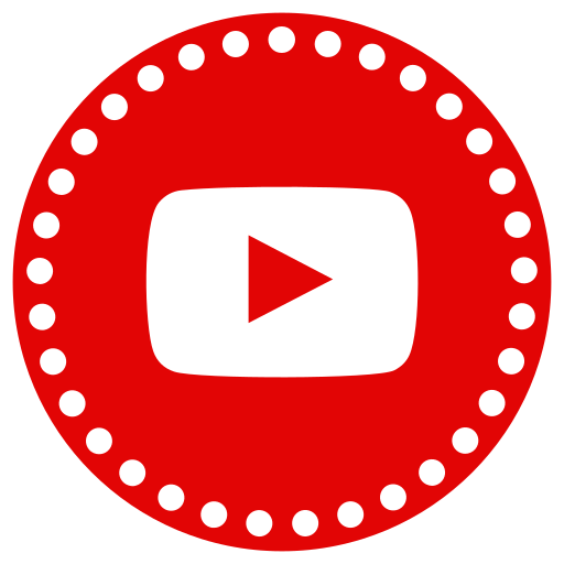 cinema, movie, music, play, video, youtube icon