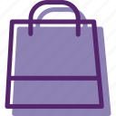 bag, christmas, gift, shopping, xmas icon