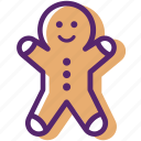 candy, christmas, christmas candy, gingerbread, santa, xmas, xmas candy icon