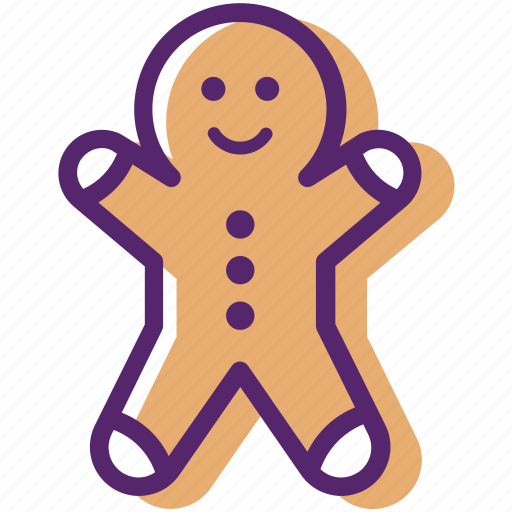 candy, christmas, christmas candy, gingerbread, santa, xmas, xmas candy icon