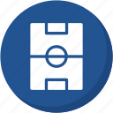 darkblue, soccer, sports, square icon
