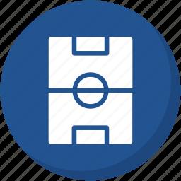 darkblue, soccer, sports, square icon