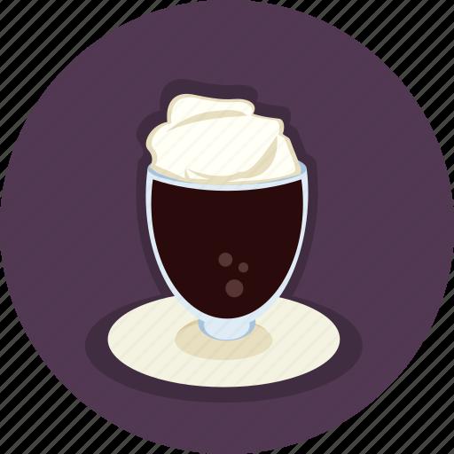 chocolate, coffee, drink, food, hot, mug icon