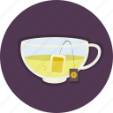 cup, drink, hot, lemon, mug, tea icon