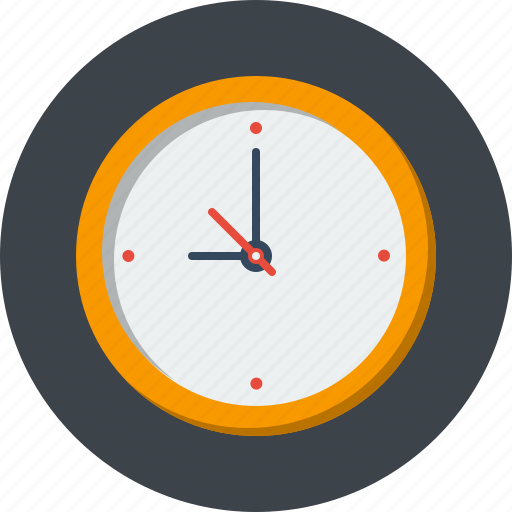 business, clock, management, office, schedule, time icon