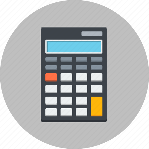 Accounts, business, calculator, gadget, office, finance icon - Download on Iconfinder