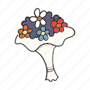 floral, flower, flowers icon