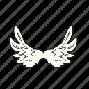 angel, cupido, wedding, wing, wings icon