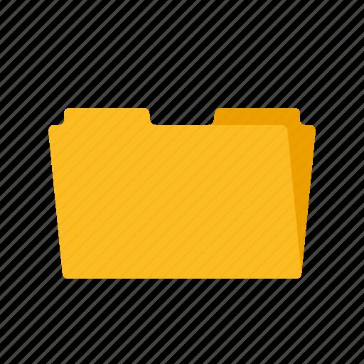 archive, business, file, folder, manila folder, office icon