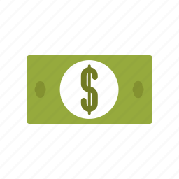 bill, business, cash, currency, dollar, money, office icon