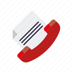 business, communication, facsimile, fax, office, technology, telecomunnication icon