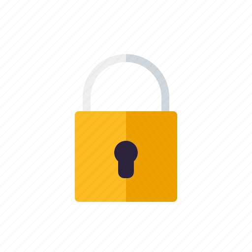 business, closed, encryption, office, padlock, secure, security icon