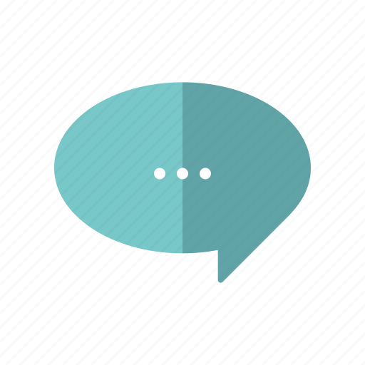 bubble, business, chat, message, messenger, office, talking icon