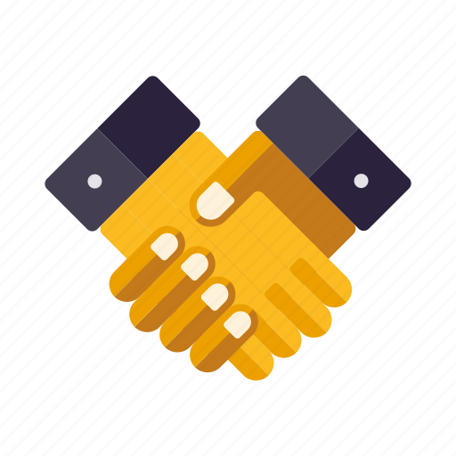 agreement, business, businessmen, contract, handshake, office, partnership icon