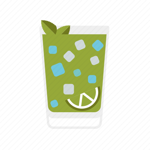 alcohol, beverage, caipirinha, cocktail, drink, lime icon