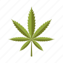 botany, drug, leaf, marijuana, nature, plant, tree icon