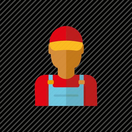 Craftsman, Handyman, Installer, Man, Plumber, Plumbing