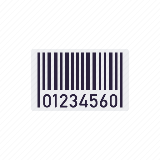barcode, commerce, retail, shopping, sticker, tag, trade icon