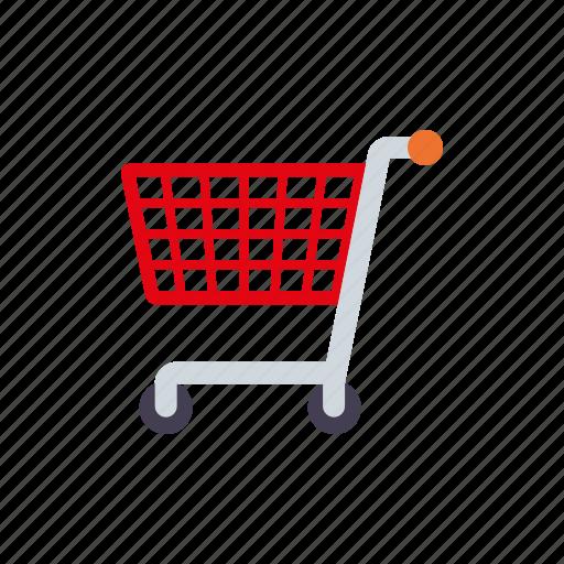 cart, commerce, retail, shop, shopping, shopping cart, trade icon