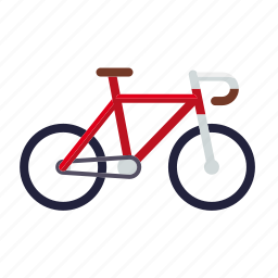 bicycle, bike, cycling, sports icon