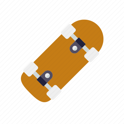 fun sport, skateboard, skating, sports icon