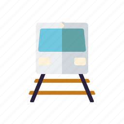 railroad, railway, tourism, train, transportation, travel, vacations icon