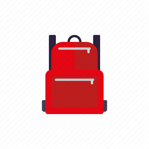 backpack, hiking, luggage, outdoors, tourism, travel, vacations icon