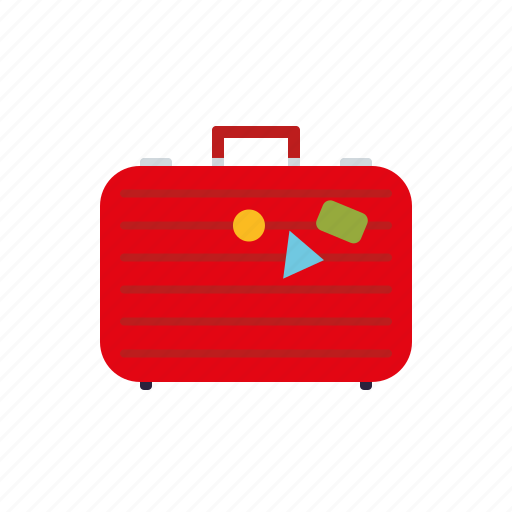 holidays, luggage, suitcase, tourism, travel, vacations icon