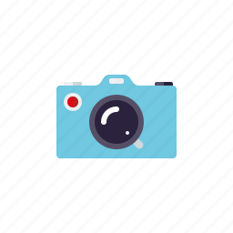 camera, holidays, photography, sightseeing, tourism, travel, vacations icon
