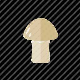 edible, food, freshness, mushroom, vegetable icon