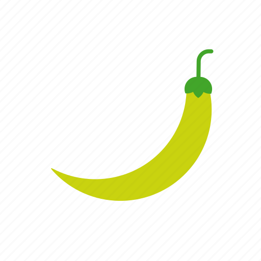 food, green, pepper, vegetable icon