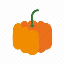 food, fruit, pumpkin, vegetable icon