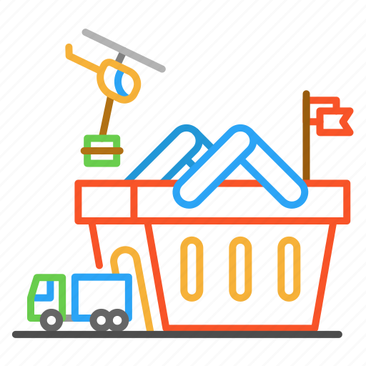 colour, design, line, shop, store icon