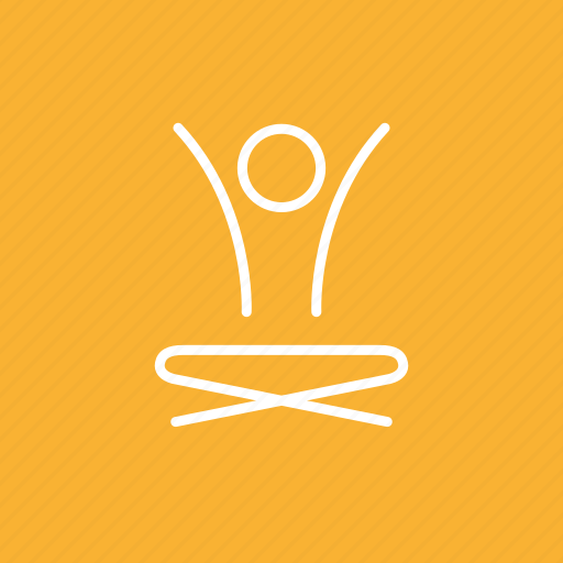 breathing, breathing technique, coloured, colourful yoga, learmn to breath, stretch through yoga, yoga success icon