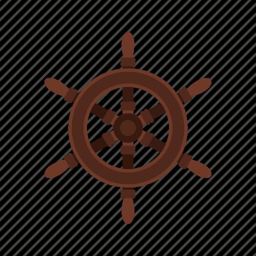 boat, direction, nautical, rudder, ship, vessel, wheel icon