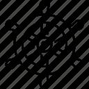 control, ship, ships, wheel icon