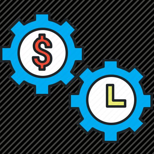 Effectiveness, efficiency, money, optimization, optimize ...