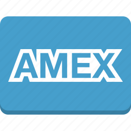 amex, credit card, finance, financial, online payment, payment, shopping icon