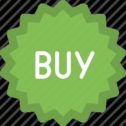badge, buy, buy product, shop badge, shopping icon