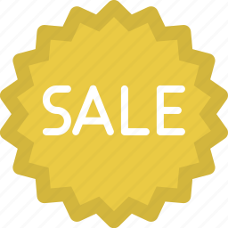 badge, product sale, sale, sale badge, shopping icon