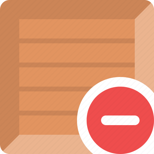 box, delivery, package, shipping, storage, transport, transportation icon