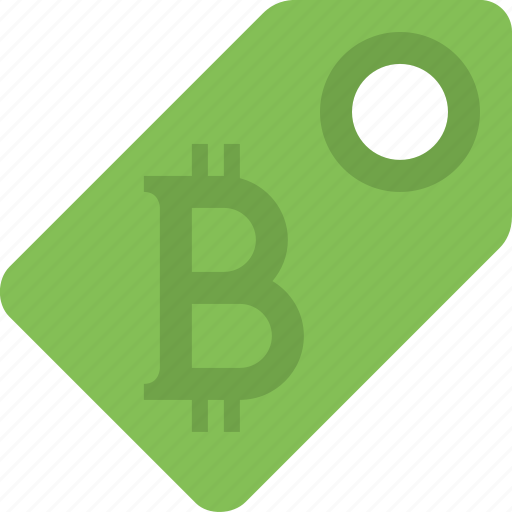 bitcoin, currency, label, price, price tag, shopping, tag icon