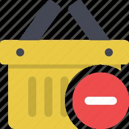 basket, cart, ecommerce, shop, shopping, shopping bag, shopping cart icon