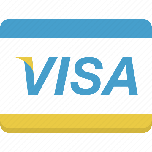 credit card, finance, financial, online payment, payment, visa icon