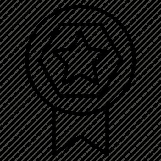 award, best, grade, level, quality, warranty icon
