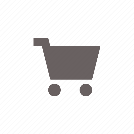 basket, cart, commerce, full icon
