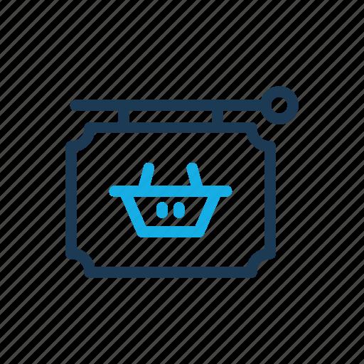 business, comerce, delivery, online shop, shop icon