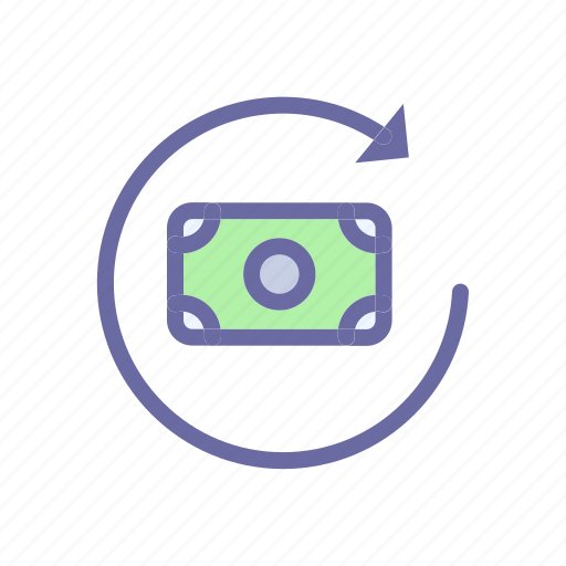business, comerce, delivery, money, shop icon